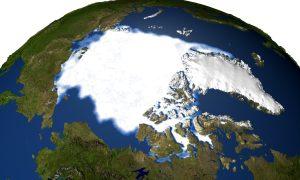 eurázsiai jégtakaró