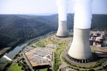 Franciaország, atomreaktor